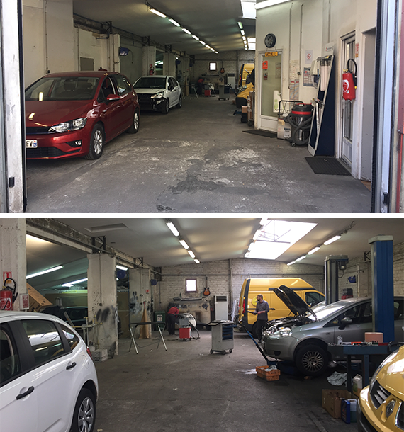 Garagiste clamart et ses alentours garage branco for Garage chatillon montrouge